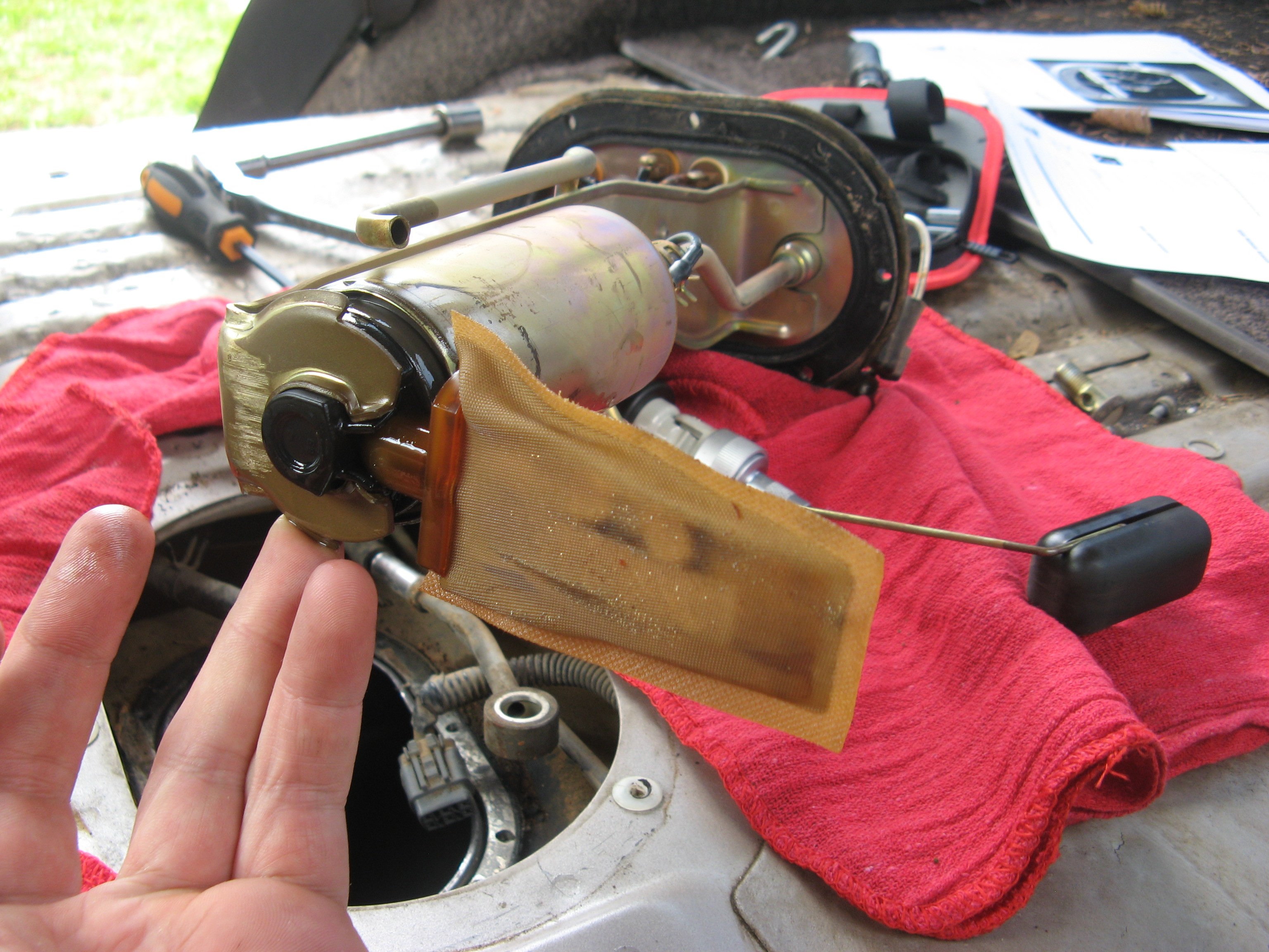 89 wagoneer fuel filter location  89  get free image about